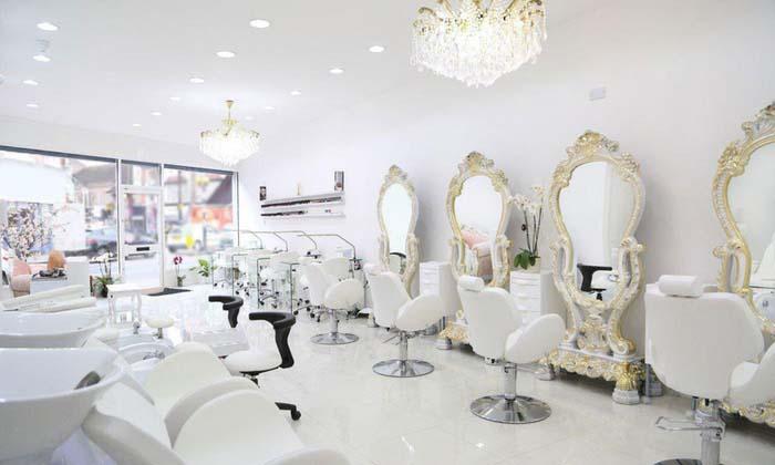 آرایشگاه خوب برای میکاپ و شنیون غرب تهران