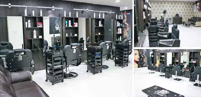 آرایشگاه زنانه خوب غرب تهران